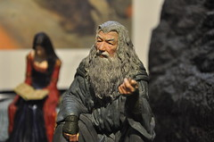 "Gandalf - ""Lord of the Ring"" (Lim SK) Tags: weta cave wellington gandalf lordofthering"