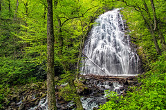 Crabtree Falls, May 2013 (Jim Dollar) Tags: nc waterfalls blueridgeparkway crabtreefalls jimdollar canon6d