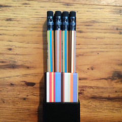 Pencils (Simon Aughton) Tags: pencils paulsmith iphone iphoneography