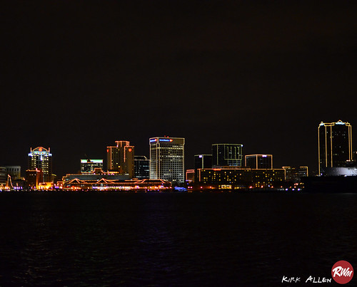 Norfolk Skyline at Christmas