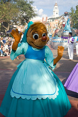IMG_5574 (onnawufei) Tags: mouse parade mice disneyworld cinderella wdw waltdisneyworld magickingdom