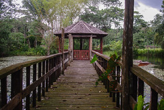 Jardin de Roura (karl.naumann) Tags: jardin gloriette guyane roura k200d