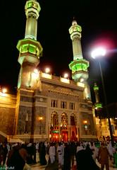 Al Mαsjed Al Harααm ♥ Mαkkαh (gLySuNfLoWeR) Tags: muslim islam holy makkah kaba mekke masjedalharam