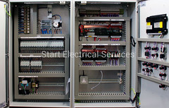 Heating and Ventilation Control Panel
