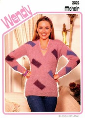 wendynews_13 (Homair) Tags: vintage sweater fuzzy fluffy mohair wendy