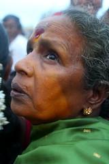 India (elena_lazarus) Tags: woman india fun crazy inde pondichery