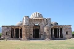 Champaner, Lila Gumbaj Ki Masjid