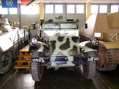 "M3 White Scout Car (2) • <a style=""font-size:0.8em;"" href=""http://www.flickr.com/photos/81723459@N04/9937218394/"" target=""_blank"">View on Flickr</a>"