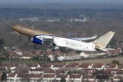 A9C-KA_A330_GulfAir_LHR (Tony Osborne - Rotorfocus) Tags: uk london bahrain airport gulf heathrow air airbus a330 lhr a330200 a330300