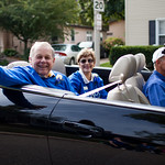 """<b>Home_Coming</b><br/> David L. Tiede Ph. D. President of Luther College during Home Coming Parade 2013   By: Imsouchivy Suos (G.V.) 10/05/13<a href=""""http://farm4.static.flickr.com/3781/10101941783_99c80a5b51_o.jpg"""" title=""""High res"""">∝</a>"""