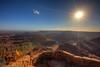 Sunny Canyons (matt.sellars) Tags: red desert sunny deadhorsepoint canyonlands sunburst canyons hdr sunflare deadhorsepointstatepark