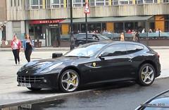 Ferrari FF (Landahlauts) Tags: street uk inglaterra england london calle unitedkingdom ferrari londres britishmuseum reinounido ferrariff