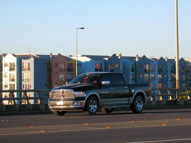 pickup dodge ram laramie pickuptrucks camionetas carspotting ram1500 quadcab ramquadcab ramlaramie