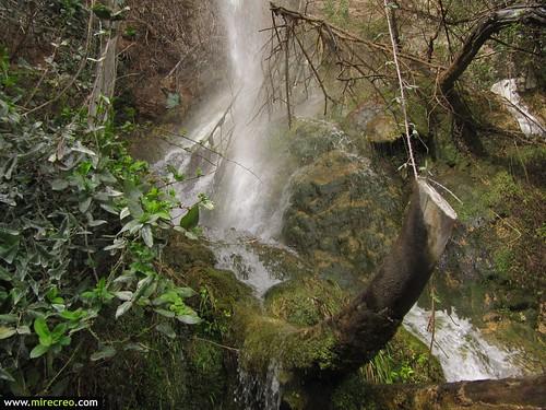 www.mirecreo.com Cascada del Tio Juan, Paraje del Salto de la Novia, Navajas Castellón