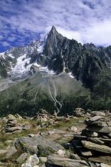 Chamonix-Mont-Blanc, les Drus vus depuis le signal Forbes (Ytierny) Tags: dru france vertical montagne piton neige chamonix montblanc excursion glace alpinisme massif randonne hautesavoie aiguille granit montenvers nv alpesdunord signalforbes ytierny
