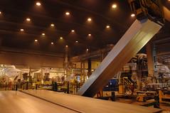 Sheet ingot - Hydro Aluminium Årdal (Norsk Hydro ASA) Tags: aluminium smelter øvreårdal årdal norskhydro hydo norskhydroasa hydroaluminiumårdal