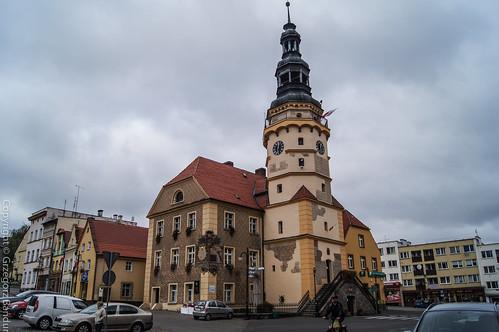Otmuchów - Town Hall