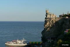 Крым 2013 - Ласточкино гнездо