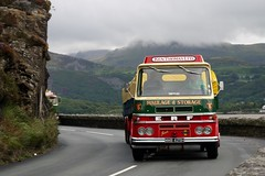 1969 ERF LV tractor unit - MMB 429H (Ben Matthews1992) Tags: road old tractor classic 1969 wales truck vintage wagon heart thomas transport ken run historic lorry commercial vehicle erf preserved artic articulated lv preservation mmb unit waggon barmouth vintagevehicles haulage 2013 roadrun heartofwales classiccommercial 429h
