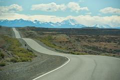 Ruta 40 bei El Chaltén