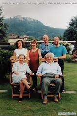 Giulio Cesare Prati CarloPrati con la moglie Liliana ei figli da sinistra MariaPia Aurora Marco Giulio