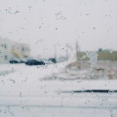 Snow (_kaochan) Tags: snow japan hokkaido iphone vscocam
