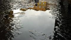 rain and reflection (pieraccio) Tags: roma reflection inverno riflessi pioggia pieraccio