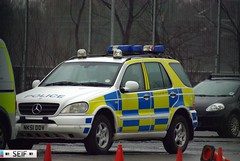 Mercedes Benz ML Glasgow 2014 (seifracing) Tags: rescue mercedes scotland volvo europe glasgow transport scottish vehicles emergency hyundai spotting services recovery strathclyde vauxhall ecosse 2014 seifracing nk51ddv