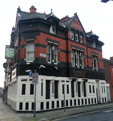 "The Harlech Castle, County Road, Liverpool • <a style=""font-size:0.8em;"" href=""http://www.flickr.com/photos/9840291@N03/12374427233/"" target=""_blank"">View on Flickr</a>"