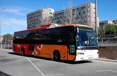 Sabadell, estaci d'autobusos 07.02.2014 (The STB) Tags: man bus touring intercity autobs sabadell noge lavallesana 18301 sarbus moventis