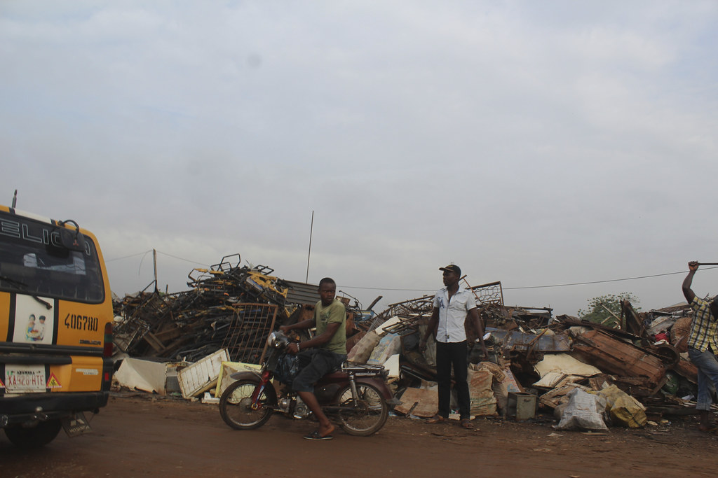 Poverty africa essay global