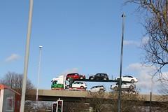 Stobart/Autologic Automotive (Ryan's Randoms) Tags: car docks automotive lorry eddie southampton transporter scania daf transporters stobart autologic stobarts uploaded:by=flickrmobile flickriosapp:filter=nofilter