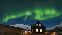 Iceland (a.penny) Tags: lights iceland nikon tokina aurora pro polar northern snæfellsjökull 116 borealis dx atx d300 polarlicht hellnar apenny nordlichter 1116mm
