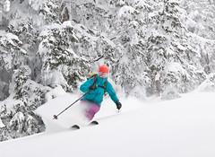 """Row yer boat trees"" Chance Roe Creek Feb 22,23 2014      -5 (Pat Mulrooney) Tags: snow canada zoe whistler ross britishcolumbia danielle powder g3 sled squamish snowmobile skitouring seatosky coastmountains arcteryx chancecreek backcountrysnowboarding roecreek g3skins patmulrooneyphotography skidoosummitrevxm g3blacksheepcarbon"