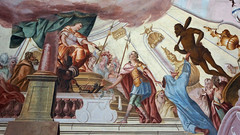 Sebastian vor dem Kaiser (edgarhohl) Tags: saint bayern sebastian gemlde hlsebastian