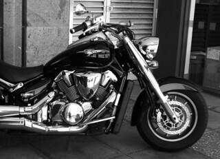 Not my motorbike