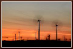 RioVista_0765 (bjarne.winkler) Tags: sunset rio wind spinning vista mills blades turbines capturing