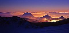 Anstieg Hoher Dachstein; Tour Top of Styria (ernst.weberhofer) Tags: schladming dachstein ramsau hochschwab grimming gesäuse buchstein bösenstein dachsteingletscher kammspitze hallerauern