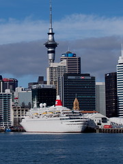 2014-03-07 Black Watch (tord75) Tags: cruise newzealand ship auckland cruiseship 2014 shipspotting