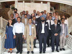 India-UK sustainable supply chain workshop (UK in India) Tags: uk cambridge india mike for university technology dr indian institute chain management gregory sir sustainable lucknow supply singh manufacturing jagjit ropar srai