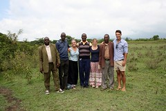 TuChiFo Canada, Belgium, Australia en Tanzania op het toekomstig land
