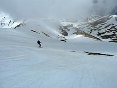 Scialpinismo Laga - Pizzo di Sevo per Cavallo di Voceto