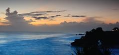 Tanah Lot Sunset II (Enginn Engill) Tags: sunset sea bali seascape indonesia temple lot pura tanah