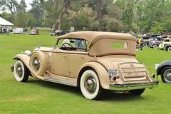 5th Annual San Marino Motor Classic (USautos98) Tags: 1932 packard phaeton ccca dualcowl classiccarclubofamerica