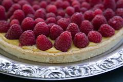 Tarte framboises passion (Alexpo) Tags: fruit de pie la passion pastry raspberry tarte framboise pâtisserie