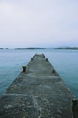 充滿藍色回憶的沖繩 (tsubasa8336) Tags: blue summer sky film beach olympus okinawa 夏 海 om1 天空 夏天 filmphotography 沖繩 正片 底片 底片攝影 正沖 positvefilm