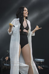 JESSIE J @ New Look Wireless Festival
