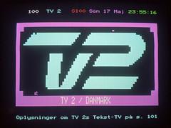Denmark (timm999flickr) Tags: ntsc f2 es pal uhf vhf telefunken gte tropo secam fubk tvdx meteorscatter 625lines multistandard longdistancetvreception 525lines philips5544 philipspm5534 ut0167