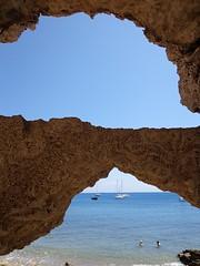 ISOLA DI RODI - Grecia (cannuccia) Tags: landscape mare grecia paesaggi rodi 100commentgroup