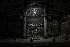 Buenos Aires after dark (reinaroundtheglobe) Tags: street streetphotography night nightphotography buenosaires argentina urban city gravity dark